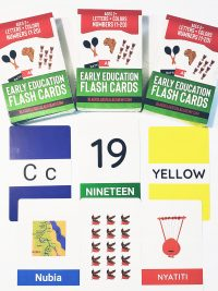 BCA Flashcards Photo
